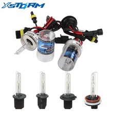 2Pcs Car Headlight HID Xenon H7 Bulbs 35W 55W H1 H3 H11 9005 9006 H27 4300K 5000K 6000K 8000K 10000K Fog Lights Auto Lamp 12V