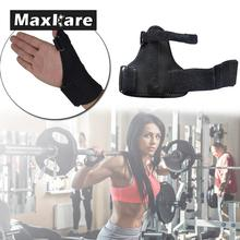 MaxKare 1 PCS Sport Wristband Hand Wrap Glove Wrist Support Gym Elastic Wrist Brace Bandage Protector Guard Training