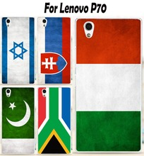 UK Brazil Flags Soft TPU Phone Cases For Lenovo P70 P70A P70-A P70T P 70 Back Cover Hard Plastic Skin Shell Housing Sheaths Bags