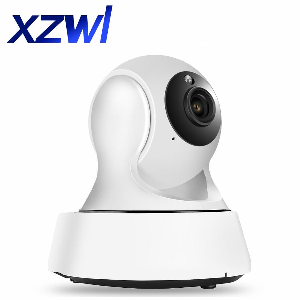 720P IP Camera Wifi Wireless Home Security IP Camera Surveillance Camera IR Night Vision CCTV Camera Two Way Audio Baby Monitor <br>