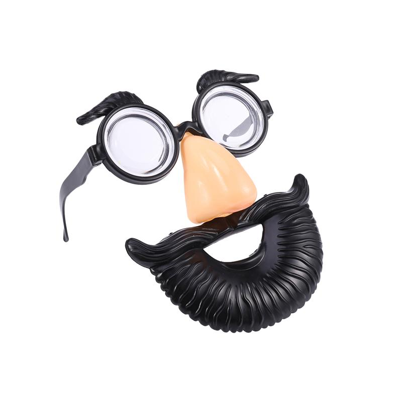 Novelty Disguise Mustache Sunglasses Hen Party Costume Accessories