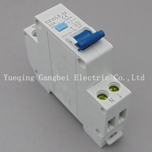 18MM RCBO 32A 1P+N  Residual current Circuit breaker with over current and Leakage protection 30mA