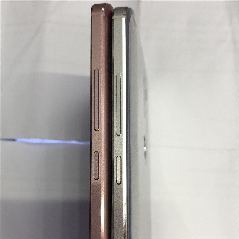 Xiaomi 5S Plus battery cover fingerprint