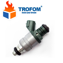PETROL ENGINE GREEN FUEL INJECTOR for VW GOLF BORA Jetta BEETLE AUDI A3 037906031AL 037 906 031 AL