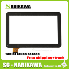 "Original 10.1"" inch QSD 701-10059-02 Capacitive Touch Screen Panel Digitizer Glass For Newsmy T10 Tablet Free shipping"
