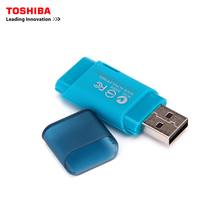 TOSHIBA USB flash drive 128GB 64GB 32GB 16GB 8GB USB2.0 TransMemory USB flash drives  USB Memory Stick 64G usb Pen Drive (11.11)