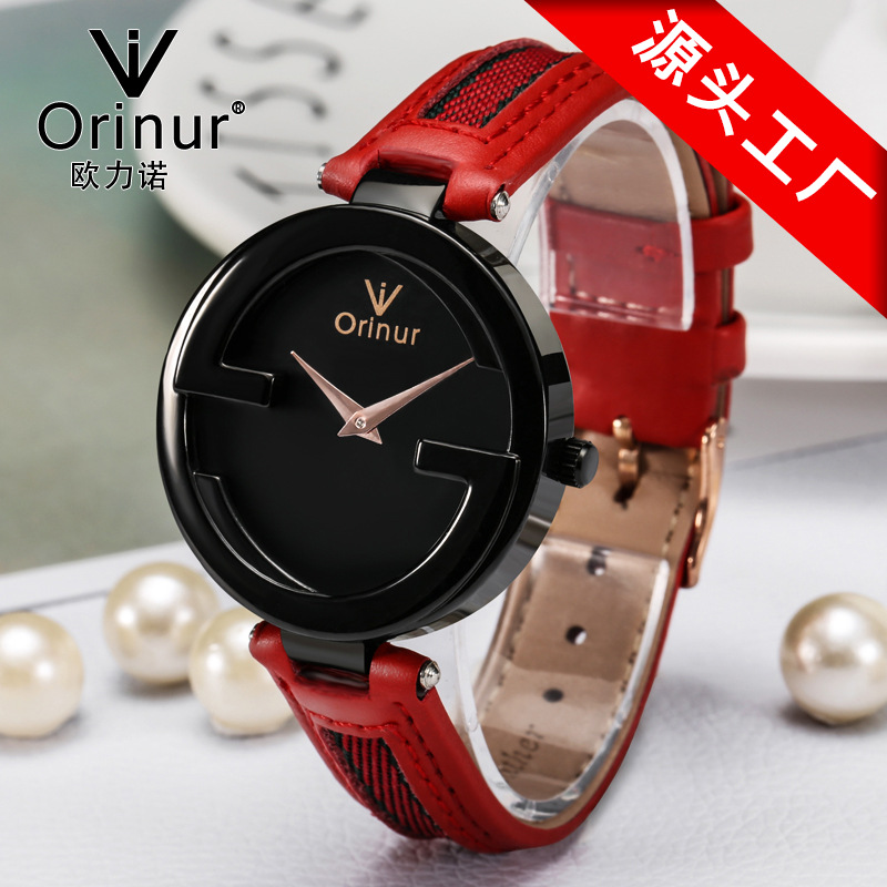 GG in same belt watches waterproof quartz watch wholesale fashion ladies fashion watches prompt supply<br>
