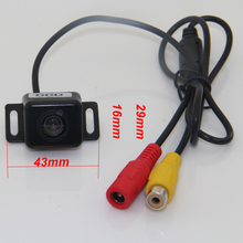 New arrival camera fashion+ night vision+waterproof  car rear reversing camera apply to various car supply in stock