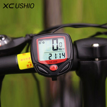 Accessories Cadence Digital Bicycle Computer Rain Resistant LED Bike Speedometer Odometer Durability Velocimetro Bicicleta