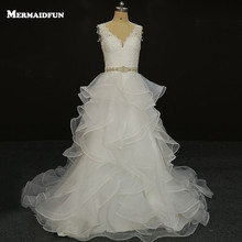 Buy 2017 Ball Gown Sweetheart Beaded Sashes Ruffles Lace Bodice Turkey Wedding Dress Vintage Westurn Wedding Gown Gelinlik n683 for $188.10 in AliExpress store