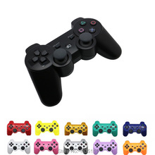 For Sony PS3 SIXAXIS Joystick 11 Colors 2.4GHz Wireless Double Shock Bluetooth Game Controller For PS3 Console Gamepad