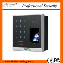 ZKteco bluetooth fingerprint access control device, optional ID and IC card's SilkID sensor ZKBioBT application controller