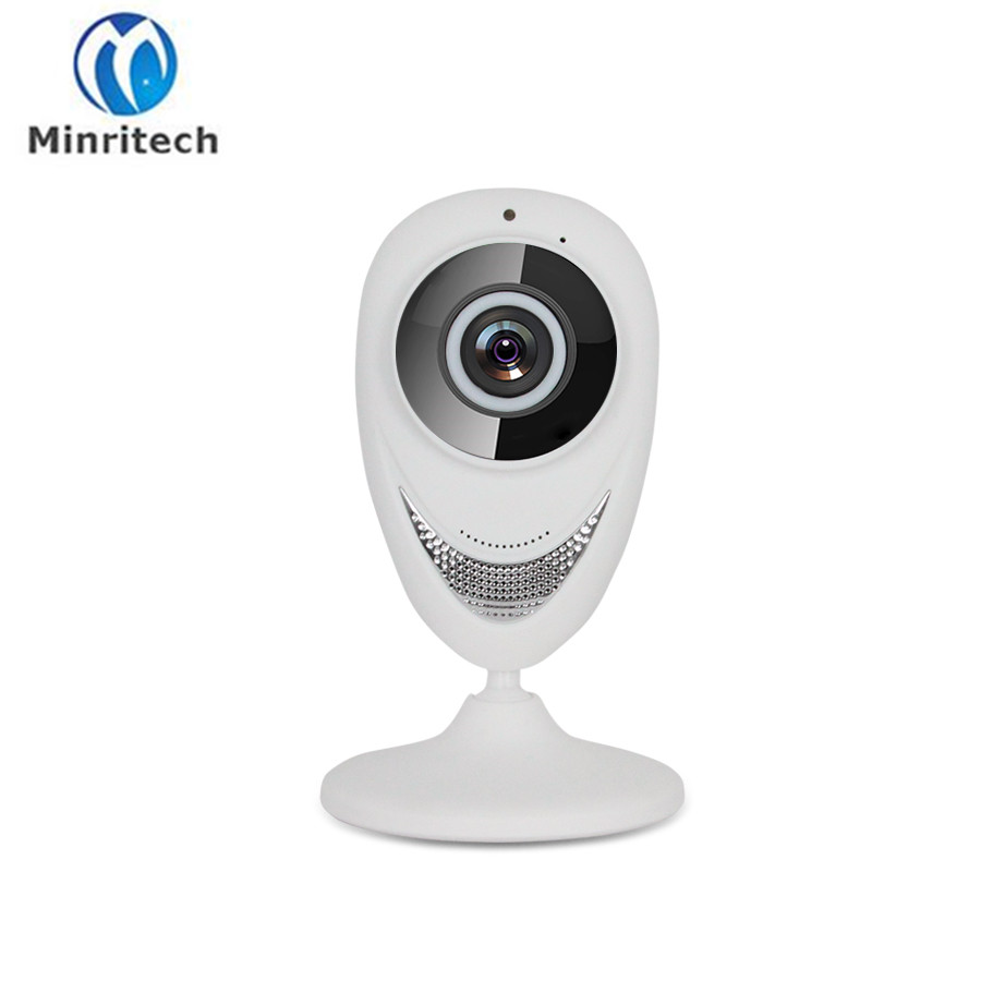 Hot Wifi IP Camera Network Wireless 720P HD Camera Baby Monitor CCTV Security Camera Support SD Card EC Network Panoramic Camera<br>
