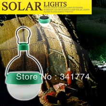 LED Luz Solar Panel Camping Light Solar Sconce Wall Lamps Hyundai Solaris Path Gutter Light for Garden Outdoor Home Decoration