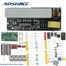 Aoshike 2000W Pure Sine Wave Inverter Power Board Modified Sine Wave Post Amplifier Kits with Heat sinks