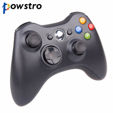 POWSTRO Wireless Shock Gamepads For XBOX 360 Joystick Remote Controller Game Control for Microsoft Xbox360