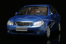 Diecast Car Model KIA Cerato 1:18 (Blue) + SMALL GIFT!!!!!!!!!!!