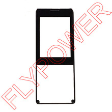 For Philips X1560 Touch digitizer Glass Screen +Front housing  black by free shipping; 100% warranty