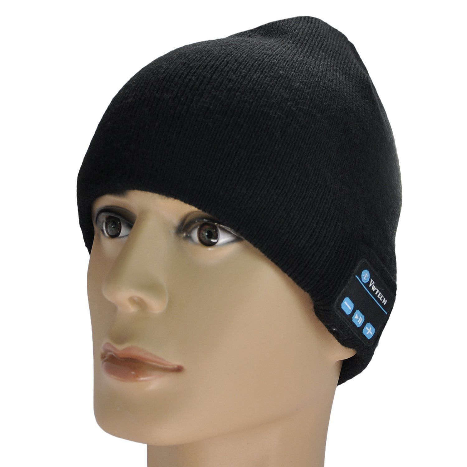 Warm Beanie Hat Wireless Bluetooth Music Smart Cap Headphone Headset Speaker Bluetooth HatÎäåæäà è àêñåññóàðû<br><br><br>Aliexpress