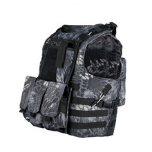 6 Colors Airsoft  Vest Amphibious Molle Vest Multicam Ver5 Modular Combat Vest Specter For Paintball Accessory CL4-0022