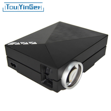 2016 GM60A Mini Video game Projector Miracast Airplay GM60 Upgrade Brand 1000LMS Built-in Display LED Home Theater Projector HD