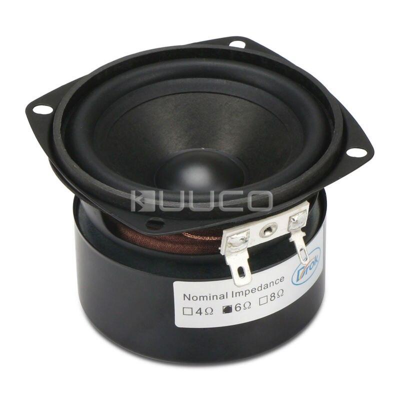 15W multimedia speakers 3 inches 6 ohms Full-range speakers HI-FI Audio Speakers for Multimedia/PC/Home etc<br>