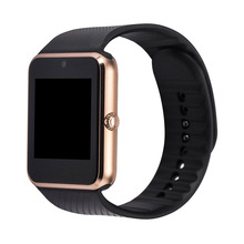 Popular Smart Watch GT08 Clock MTK6261 Sync Notifier Facebook Twitter With Sim Card Bluetooth 3.0 Camera  for Android Phone