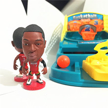 Kodoto Stand Basketball Star 3 Wade Doll (Heat) Red