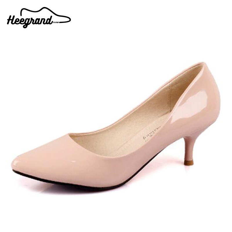 Women Pumps Sexy High Heels Supercolor Spring Summer Style Womens Shoes Sweet Candy Colors For Fashion Female XWD1847<br><br>Aliexpress