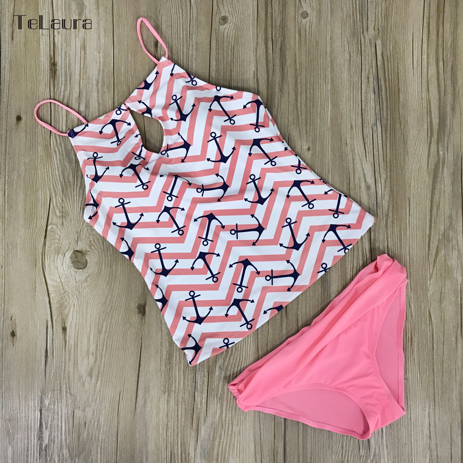 Sexy Bikinis Women's Swimwear Brazilian Bikini Tankini Biquini High Waist Swimsuit Two Pieces Bathing Suit Summer Beach Wear 17