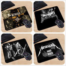 2016 Top Selling High Quality Funny Vintage Metallica Comfortable Keyboard Mouse Pad Size 18*22cm and 25*29cm for Choose