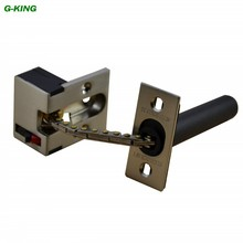 The concept of Qi hidden security chain hidden safety chain safety anti-theft door lock indoor chain(China)