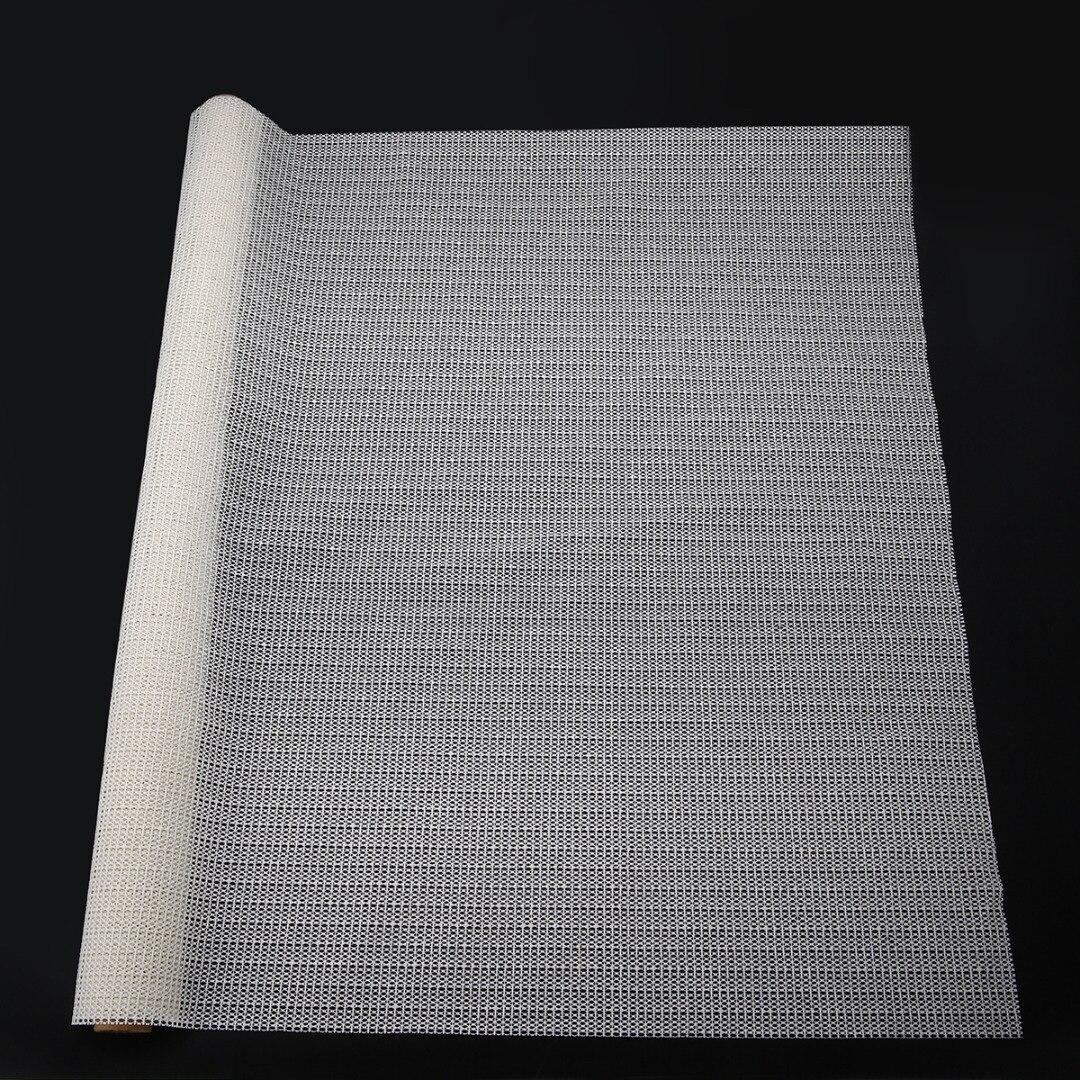 Beige Multi Purpose Non Slip Rug Underlay Multi Purpose Carpet Easy Cut Fold Anti Slip Mat Furniture Accessories 60X100cm