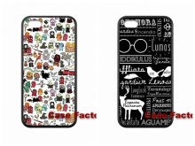 Call Box Kawaii Harry Potter Doodle For HTC One X S M7 M8 mini M9 Plus Desire 820 Moto X1 X2 G1 G2 Razr D1 D3 Samsung S7 edge