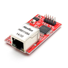 1PC Hot Sale Mini W5100 Ethernet Network Module Board For Arduino Module Board(China)
