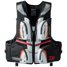 2017 NEW DAIWA Fishing life jacket Vest DF-3206 man DAWA outdoors buoyancy 120 kg light Multi-function DAIWAS Free shipping