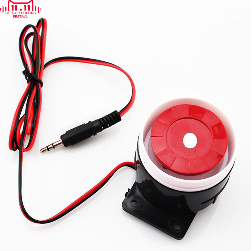 2014 New Wired Home Security Mini Siren Sensors Alarms for Sale 120dB 12V Home Aecurity Alarm System With Low Price<br><br>Aliexpress