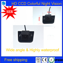 Free Ship CCD night vision for 2012Toyota Prius Car Rear View camera Backup parking aid monitor rearview system Reversing Camera