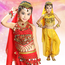 belly dance set skirt top pants girls bimba bellydance professional 2017 girl bollywood dance costumes for kids oriental