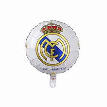 New Champions League Club Aluminium Foil Balloon Logo Balloons Soccer Fans Celebration Balloons(China)