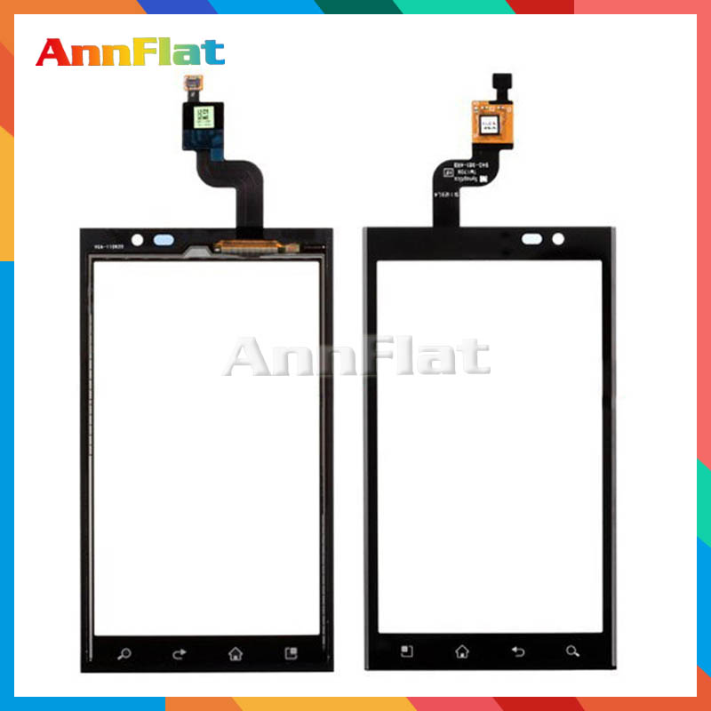 "High 4.3"" LG Optimus 3D P920 Touch Screen Digitizer Front Glass Lens Sensor Panel free"