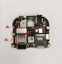 XGE New LCD display/Touch FPC Connector Port Plug on mainboard for ASUS zenfone2 ZF2 ZE500KL Z00ED zenfone 2 top quality(China)