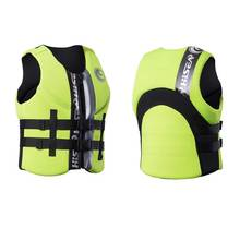 Neoprene Life Vest for water sports surfing boating swimming Life Jacket Men and Women, Girls Boys Youth