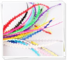 11 colors 100pcs/Lot  Colored 25-30cm shaped Loose COQUE ROOSTER TAIL FEATHERS/long feathers for fascinator hats&millinery