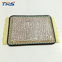 Teraysun 8.5*5cm size Model building materials /model furniture /scale model sand pottery carpet(China)