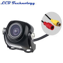 Hot Selling E860 Car Rearview Camera Wireless DVD GPS Reverse Car Camera For Free Shipping