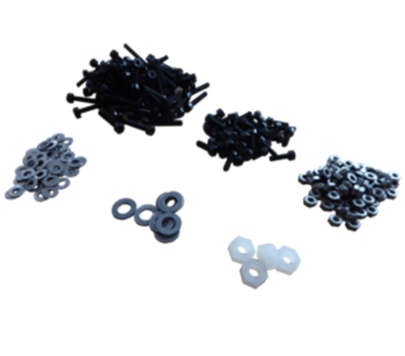 M Prime One 3D printer parts Nuts and bolts kit/set<br><br>Aliexpress