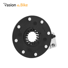 Buy PASION E BIKE PAS Pedal Assistant Sensor Electric Bicycle PAS System 8 Magnet Black Electric Bikes Conversion Kit Parts for $9.50 in AliExpress store