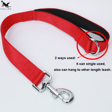 [TAILUP] Pet dog Short Leash rope Nylon Dogs Leads Length 50cm,short type traction leads strap for large dog or middle dog CL105