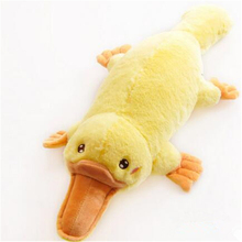 1pcs 50cm 60cm Kawaii Duck Plush Toy Big Yellow Duck Doll Stuffed Animal Plush Toy Pillow Doll for Children birthday gift A120